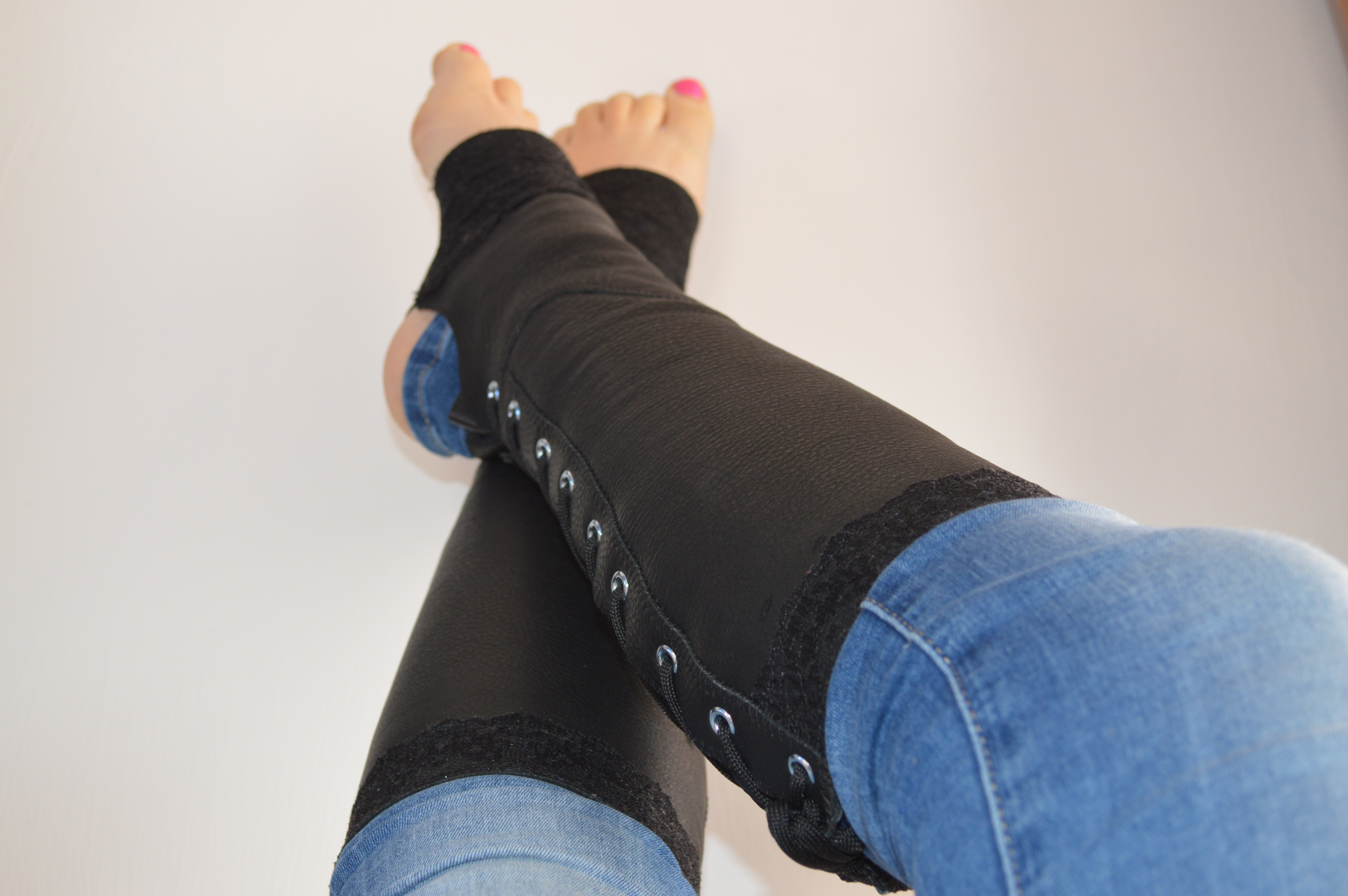 Trapeze Boots (Gaiters)